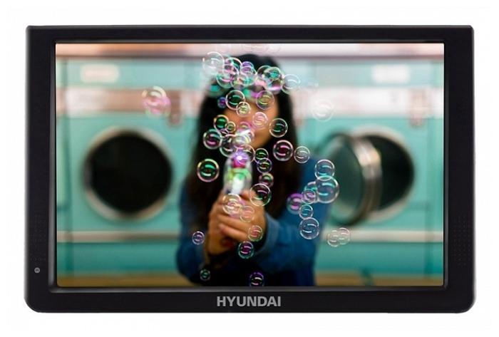 Hyundai H-LCD1200 - автомобильный телевизор