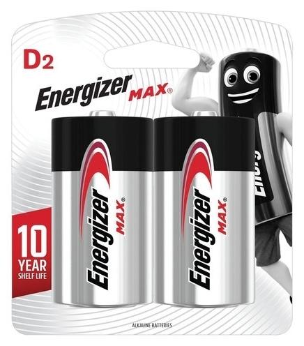 Energizer Max D/LR20 - тип: батарейка