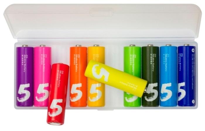 Xiaomi AA Rainbow 5 - тип: батарейка