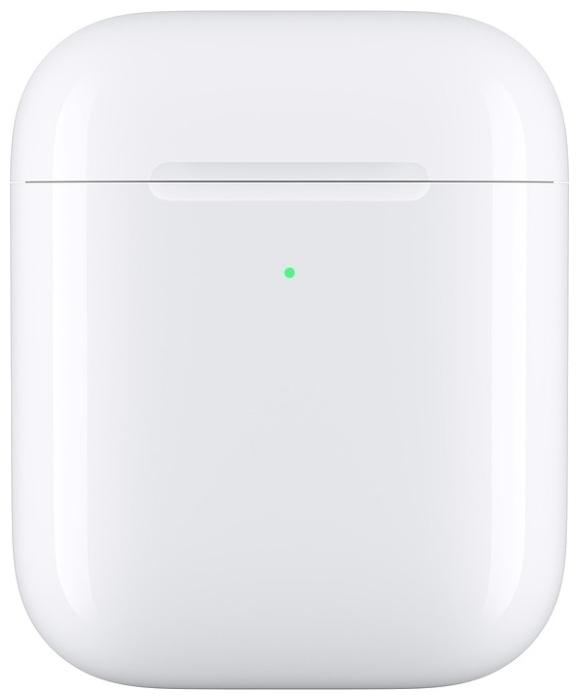 Apple AirPods 2 с беспроводным зарядным футляром MRXJ2 - тип излучателей: динамические