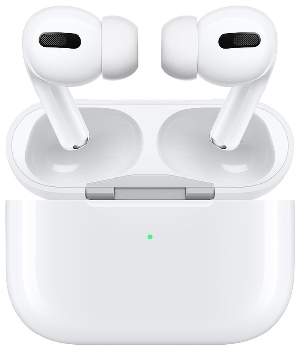 Apple AirPods Pro - активное шумоподавление (ANC)