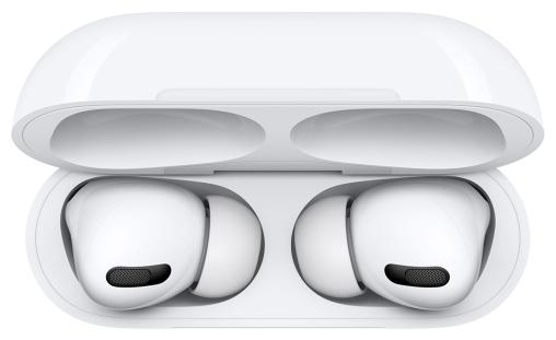 Apple AirPods Pro - конструкция: внутриканальные