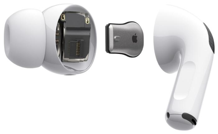 Apple AirPods Pro - количество микрофонов: 2