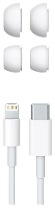 Apple AirPods Pro - тип излучателей: динамические