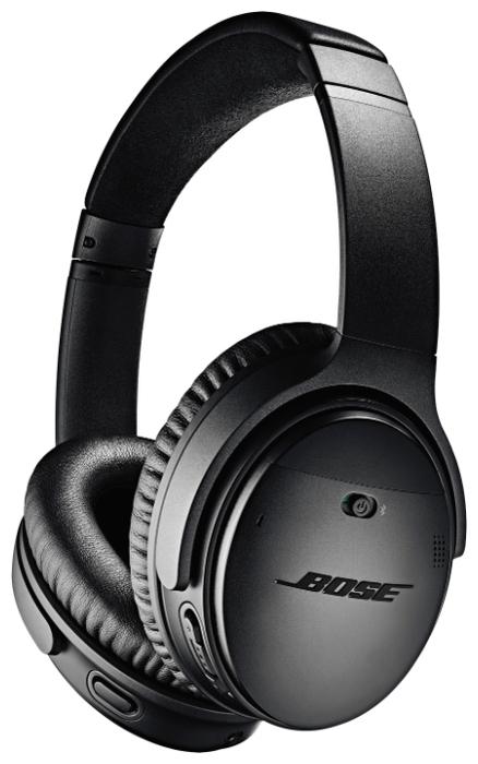Bose QuietComfort 35 II - активное шумоподавление (ANC)