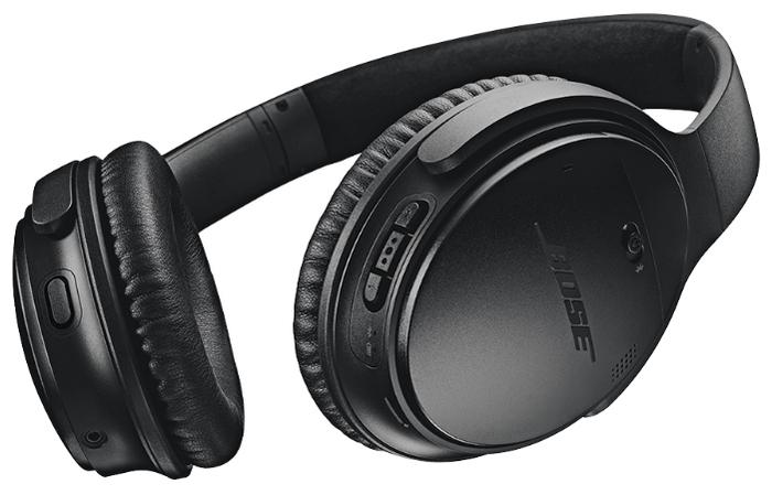 Bose QuietComfort 35 II - количество микрофонов: 2