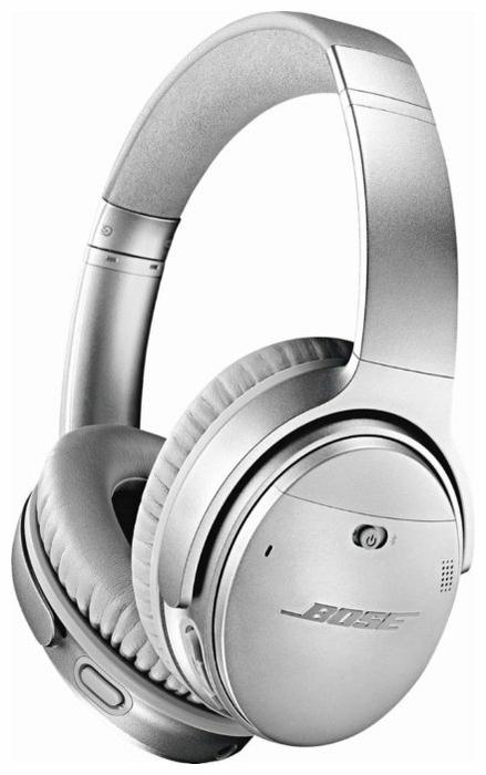 Bose QuietComfort 35 II - тип излучателей: динамические