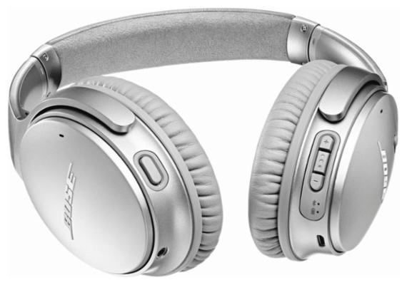 Bose QuietComfort 35 II - длина кабеля: 1м
