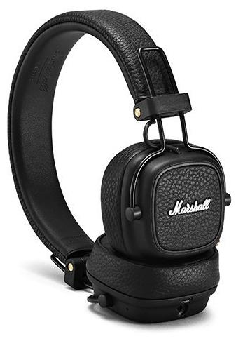Marshall Major III Bluetooth - количество микрофонов: 2