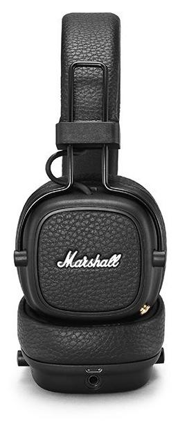 Marshall Major III Bluetooth - тип излучателей: динамические