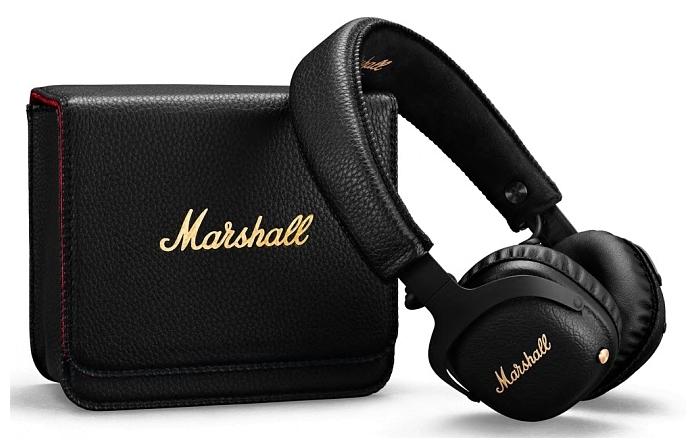 Marshall Mid A.N.C. - количество микрофонов: 2