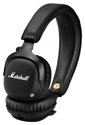 Marshall Mid Bluetooth - конструкция: накладные (закрытые)