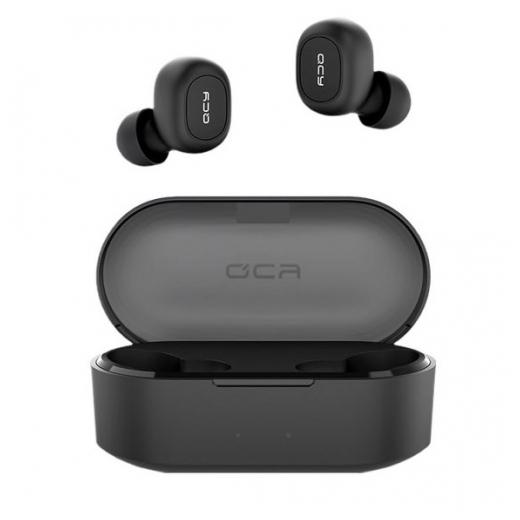 QCY T2C - зарядка: micro USB