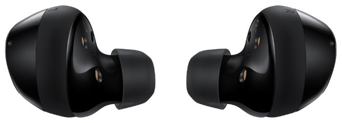 Samsung Galaxy Buds+ - зарядка: USB Type-C, беспроводная