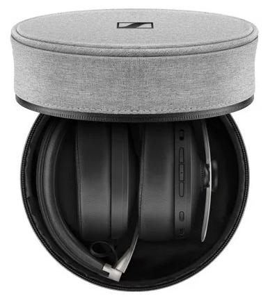 Sennheiser Momentum 3 Wireless - конструкция: накладные