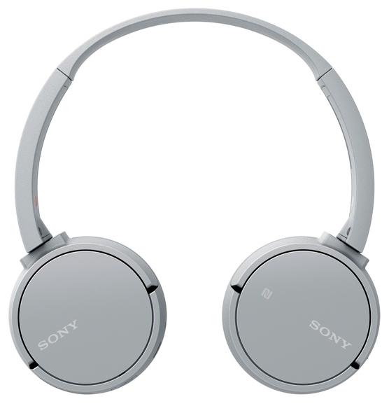 Sony WH-CH500 - подключение: Bluetooth 4.2, NFC