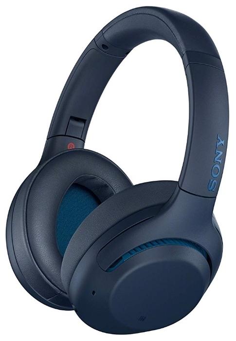 Sony WH-XB900N - активное шумоподавление (ANC)