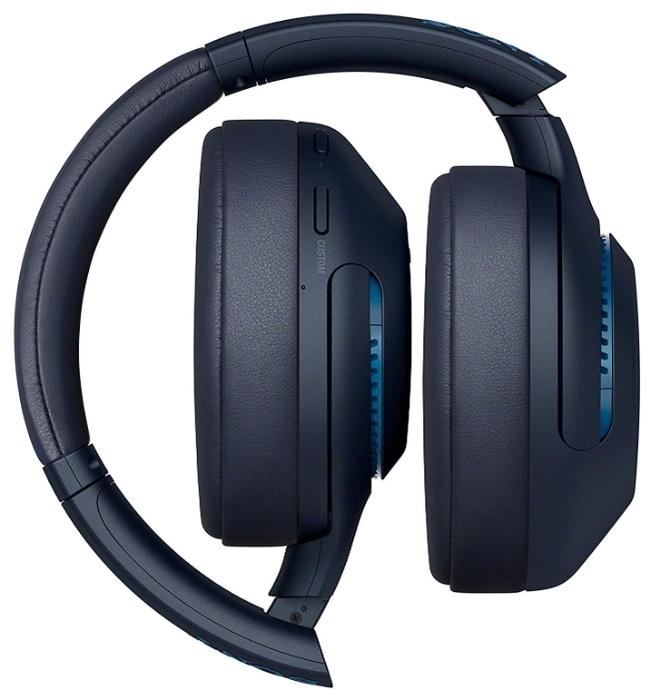 Sony WH-XB900N - тип излучателей: динамические