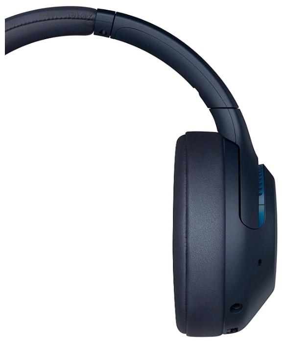 Sony WH-XB900N - время работы: 30ч