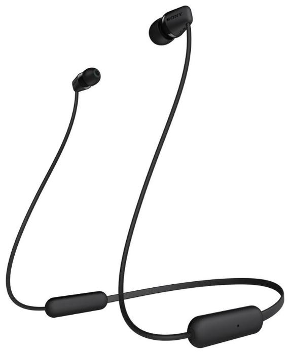 Sony WI-C200 - конструкция: внутриканальные (закрытые)