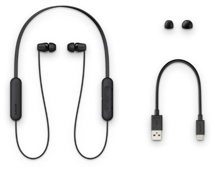 Sony WI-C200 - диапазон воспроизводимых частот: 20-20000Гц