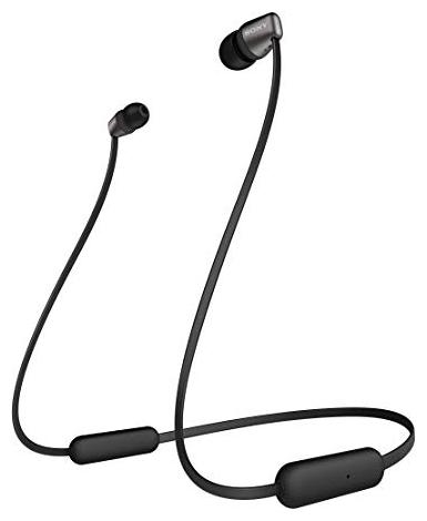 Sony WI-C310 - конструкция: внутриканальные (закрытые)