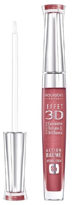 Bourjois Gloss Effet 3D - финиш: влажный