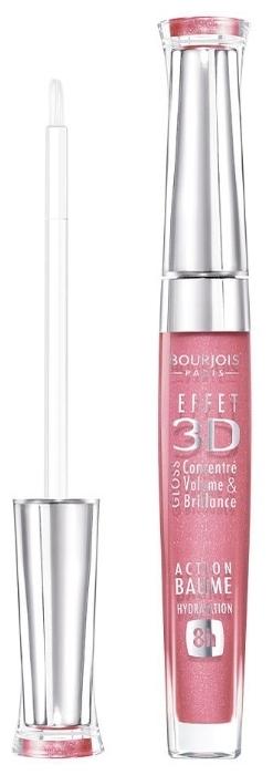 Bourjois Gloss Effet 3D - объем: 5.7мл