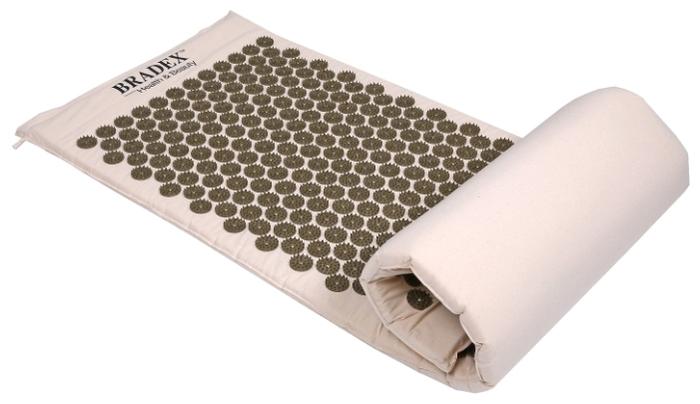 BRADEX KZ 577 130x48x2 см - вид массажа: акупунктурный