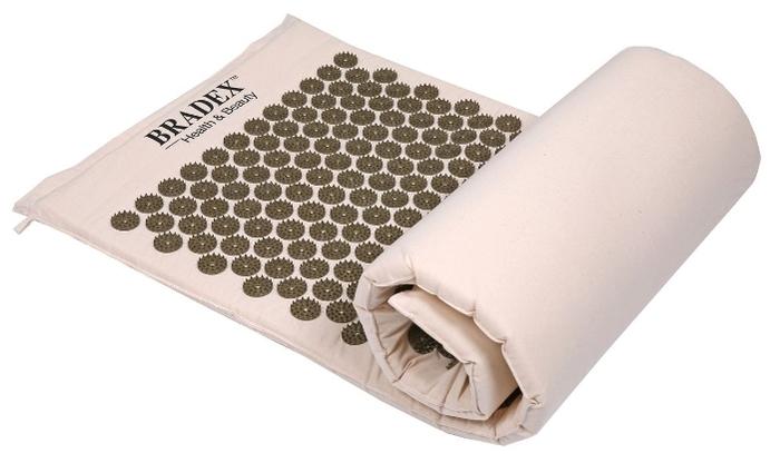 BRADEX KZ 577 130x48x2 см - массажные элементы: пластмасса