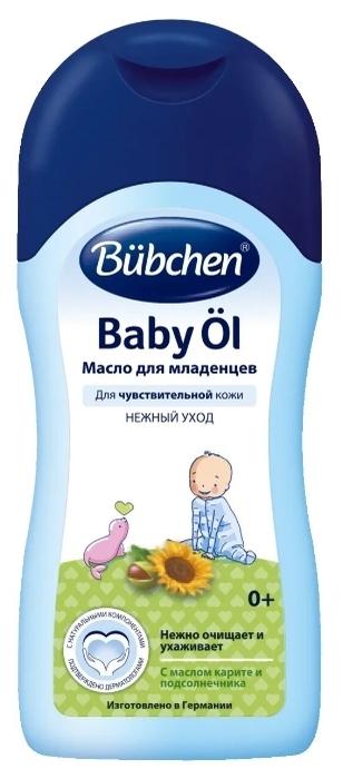 Bubchen для младенцев - эффект: очищение