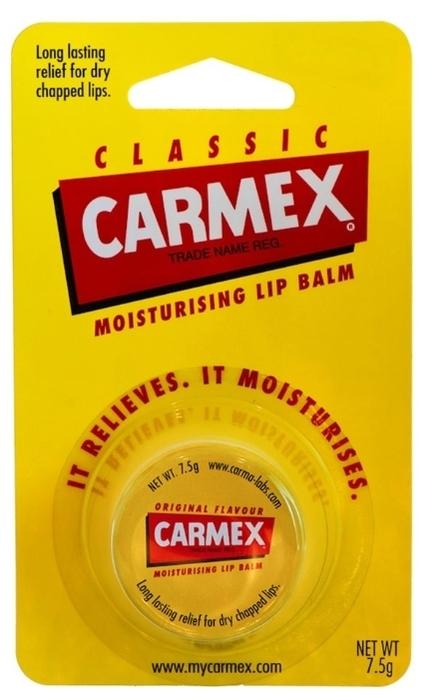 Carmex Classic jar - вес: 7.5г