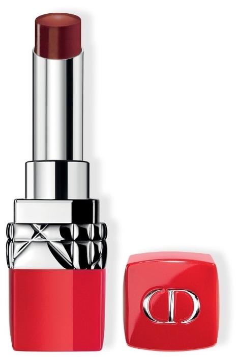 Christian Dior Ultra Rouge - особенности: стойкое