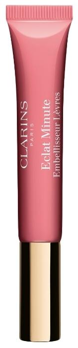 Clarins Natural Lip Perfector shimmer - активный ингредиент: витамин A, витамин E