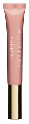 Clarins Natural Lip Perfector shimmer - не содержит: парабены