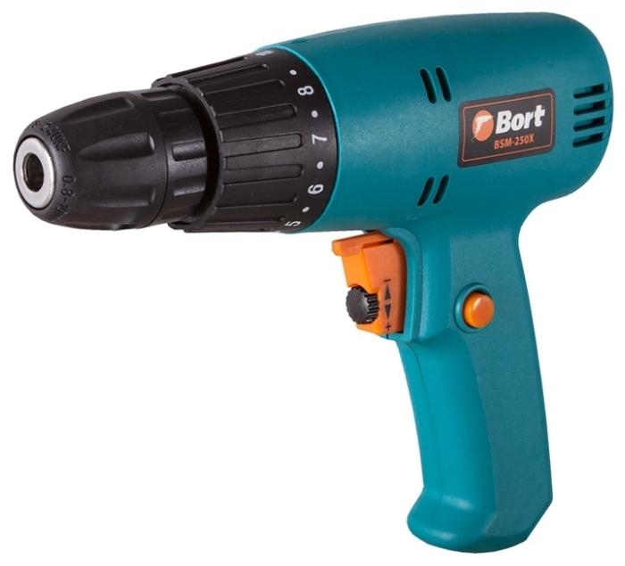Bort BSM-250X, 280 Вт - максимальный крутящий момент: 10.5Н·м