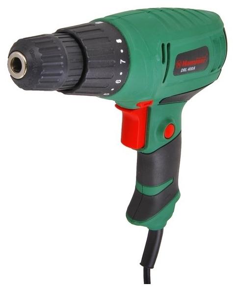 Hammer DRL400A, 280 Вт - максимальный крутящий момент: 22Н·м