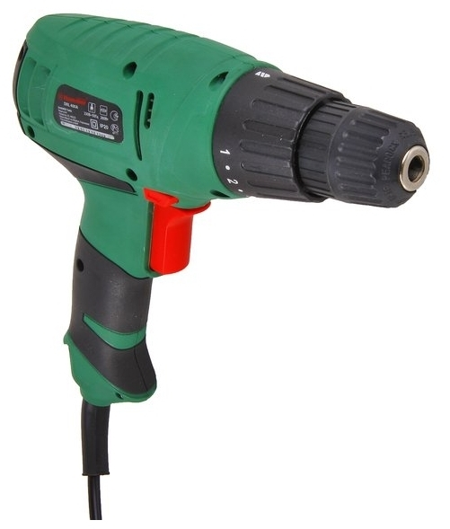Hammer DRL400A, 280 Вт - макс. диаметр сверления (металл): 10мм