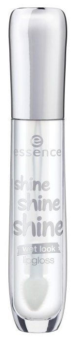 Essence Shine Shine Shine Lipgloss - финиш: шиммер, влажный