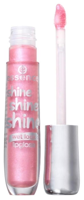 Essence Shine Shine Shine Lipgloss - не тестируется на животных