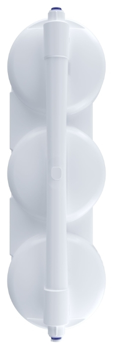 Аквафор Трио Fe - производительность 2.5л/мин