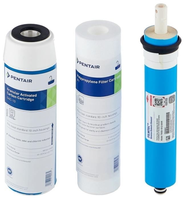 Atoll A-550m STD с обратным осмосом - функция очистки: очистка от свободного хлора, минерализация, обезжелезивание, обратный осмос, умягчение, механическая фильтрация, угольная фильтрация