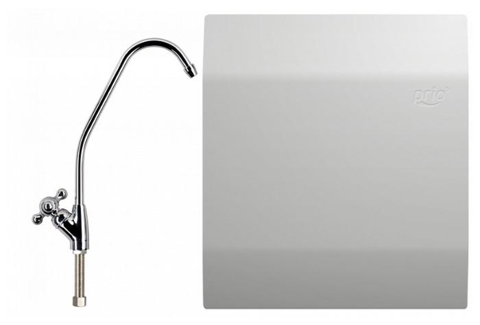 Prio Новая Вода Expert M305 - функция очистки: очистка от свободного хлора, умягчение, механическая фильтрация, ионный обмен, угольная фильтрация