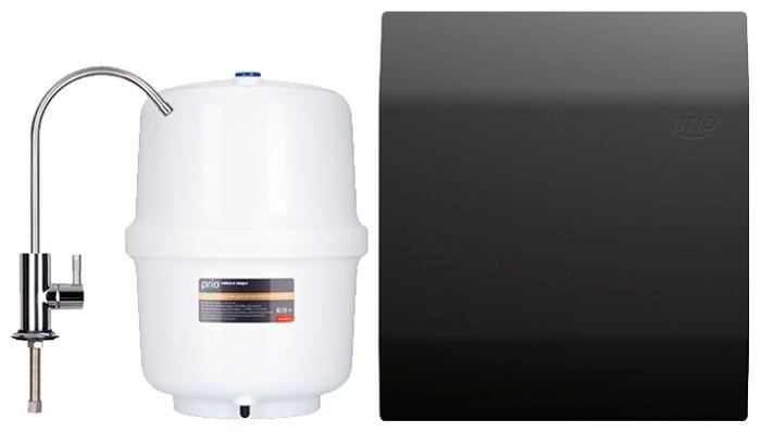 Prio Новая Вода Expert Osmos MO530 с обратным осмосом - ресурс фильтрующего модуля: