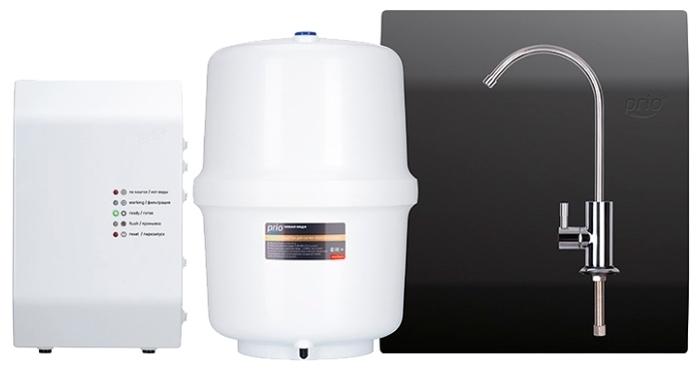 Prio Новая Вода Expert Osmos МО600 с обратным осмосом - ресурс фильтрующего модуля:
