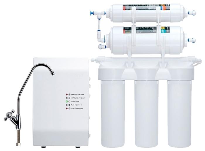 Prio Новая Вода Praktic Osmos Stream OUD600 с обратным осмосом - ресурс фильтрующего модуля: