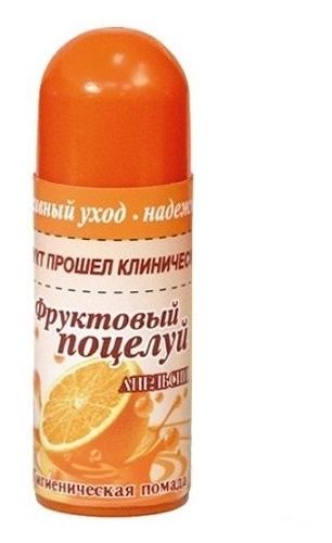 Фруктовый поцелуй Апельсин - эффект: восстановление, увлажнение