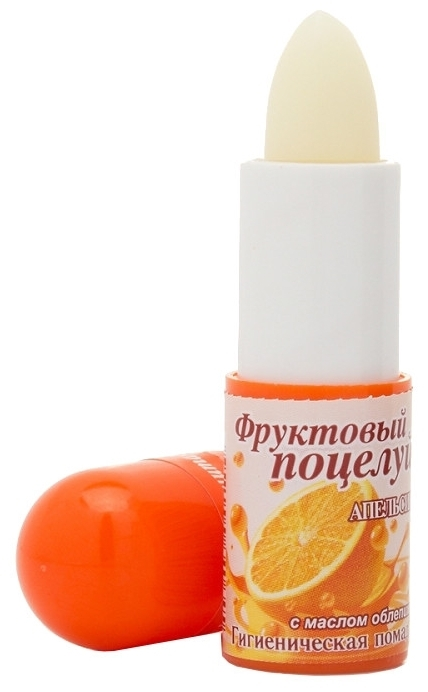 Фруктовый поцелуй Апельсин - вес: 3.5г