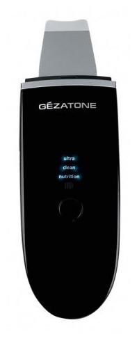 Gezatone Bio Sonic 1007 - назначение: увлажнение, очищение, пилинг, массаж