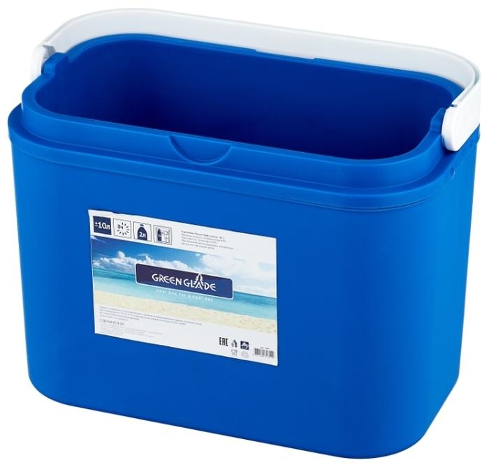 Green Glade Термобокс 4035 - материал наружного слоя: пластик